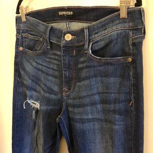 Express Cropped Legging Jean
